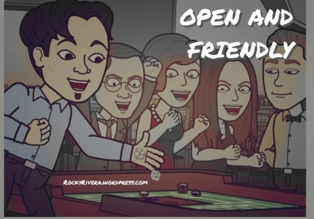 OpenandFriendly